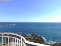 エスカール白浜 バルコニーからの眺望