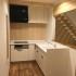 FL+200のステージL型キッチン