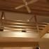 一宮町東浪見新築 レッドシダー天井材 吹き抜け