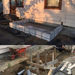 1.5坪増築工事